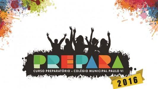 PREPARA - Curso Preparatório Paulo VI - 2016
