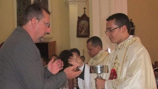 Padre Robson Costa, Rajada