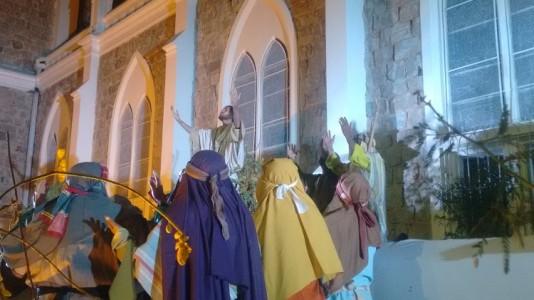 Paixão de Cristo Via Sacra 1
