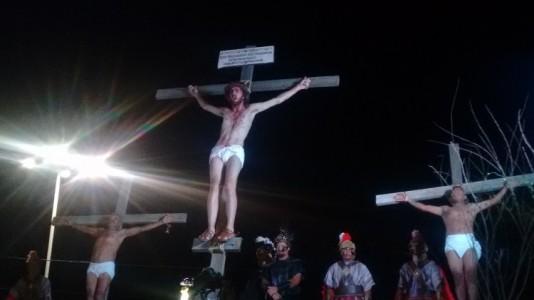 Paixão de Cristo Via Sacra 3