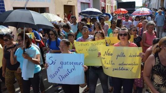 Professores em Protesto Sta Cruz 1 03.16