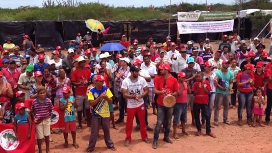 imissão de posse Incra Bahia