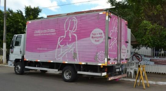 mamografia floresta