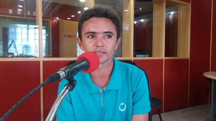 Edvando - presidente Dom Avelar