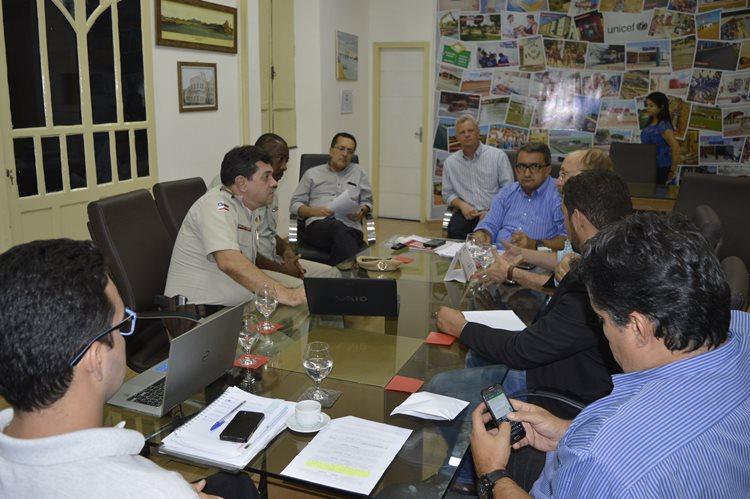 O TAC tem como objetivo coibir a poluição sonora em Juazeiro e resultará em diversas ações articuladas e intensivas/Foto:PMJ