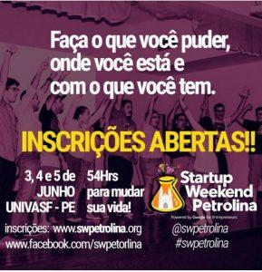 Startup Weekend Petrolina