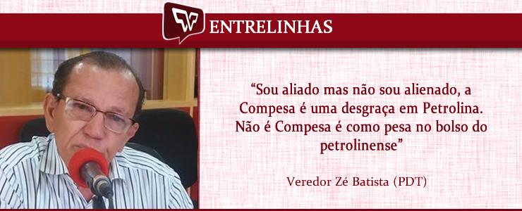 Zé Batista - Compesa