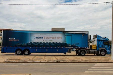 Projeto de cinema vai disponibilizar cinco sessões diárias/Foto: divulgação ASCOM