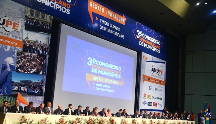 congresso municípios