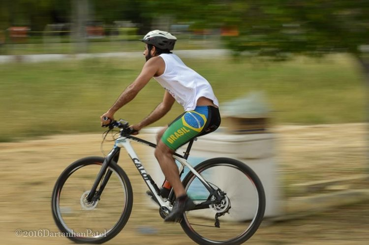 Atletas treinam pesado para fazer bonito nos 28 quilômetros da competição/ Foto: divulgação