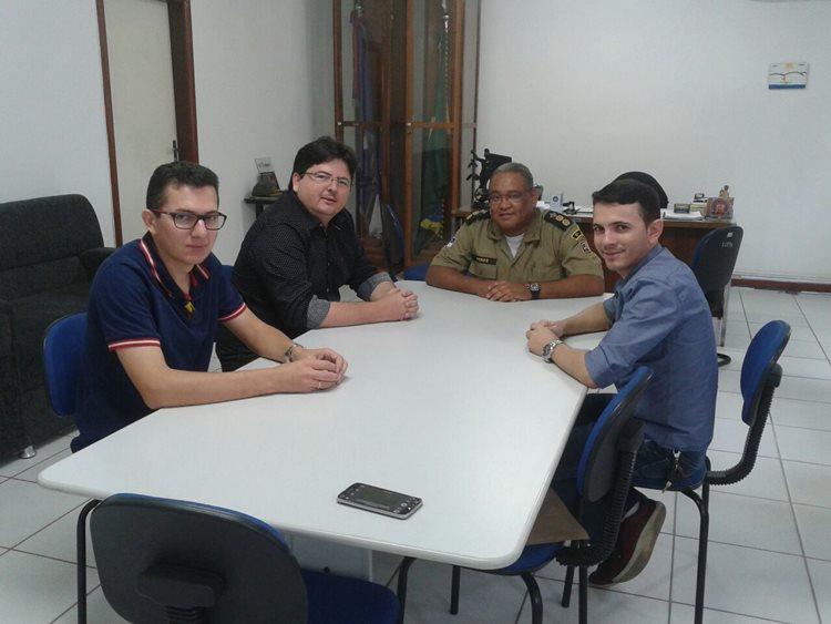 Segurança durante Caprishow foi discutida durante reunião no 5 BPM