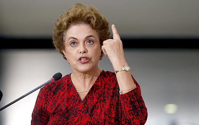 Dilma disse que não vai ficar presa no Palácio da Alvorada e pretende aceitar convites para participar de atos, além de seguir tentando impedir o impeachment no Senado e em todas as instâncias possíveis do Poder Judiciário/Foto:arquivo