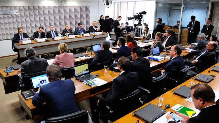 Comissão impeachment senado