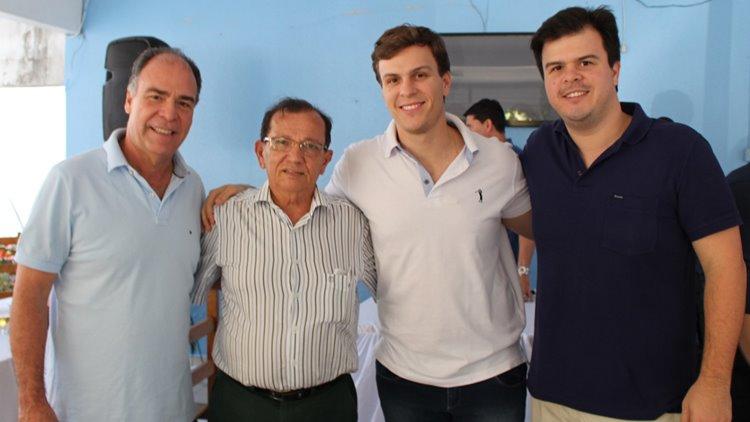 Fernando, Fernando Filho, Miguel Coelho e Zé Batista