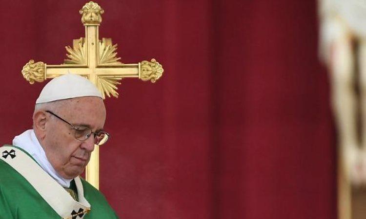 """"""", Francisco assegurou que """"não pensava em renunciar"""" por causa de suas """"responsabilidades""""/Foto:AFP"""