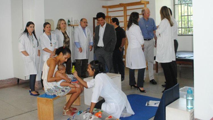 Em abril, a UPAE de Petrolina tornou-se referência na reabilitação para pacientes com microcefalia da IV macrorregião de saúde de Pernambuco/Foto:Assessoria