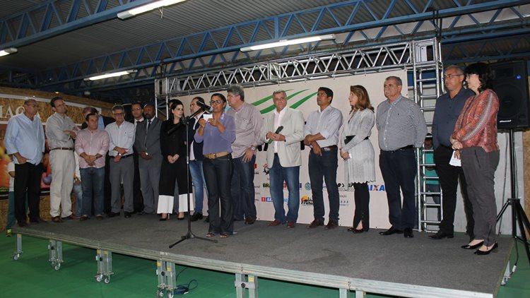 Isalia Damascena - Presidente do Sintraf