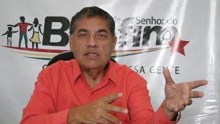 Paulo Batista - morre ex-prefeito de Senhor do Bonfim