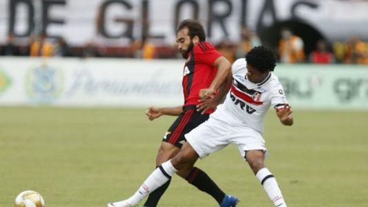 Santa tenta recuperação no campeonato brasileiro (Foto: Arquivo)