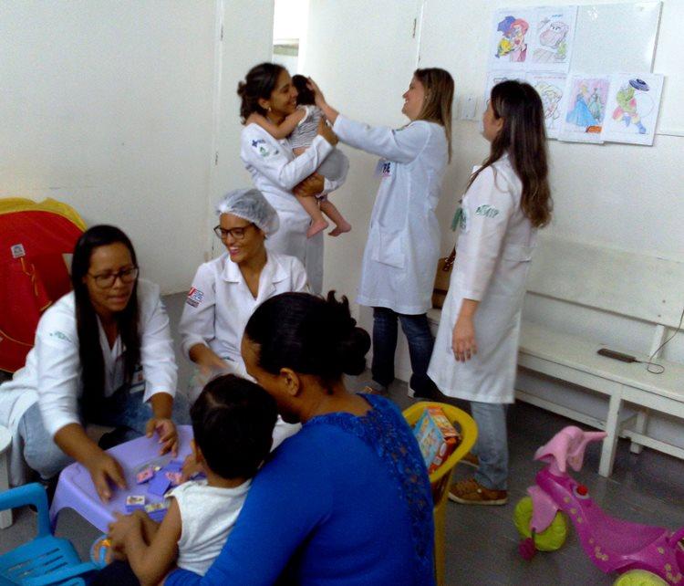 Após o mutirão, o serviço de reabilitação da UPAE irá atender também as crianças com o diagnóstico já confirmado de microcefalia/Foto:Assessoria
