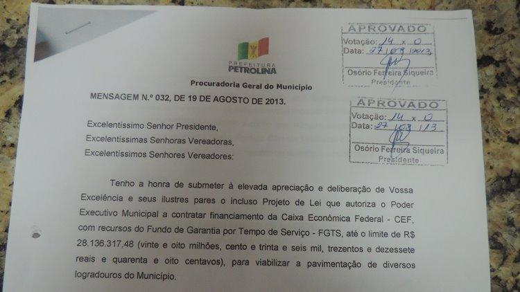 Zenildo documento 01