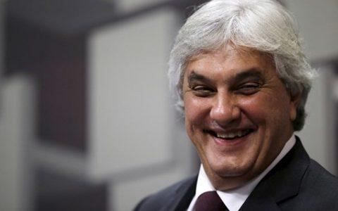 Delcídio fechou acordo de colaboração com a Procuradoria-Geral da República em fevereiro/Foto:internet