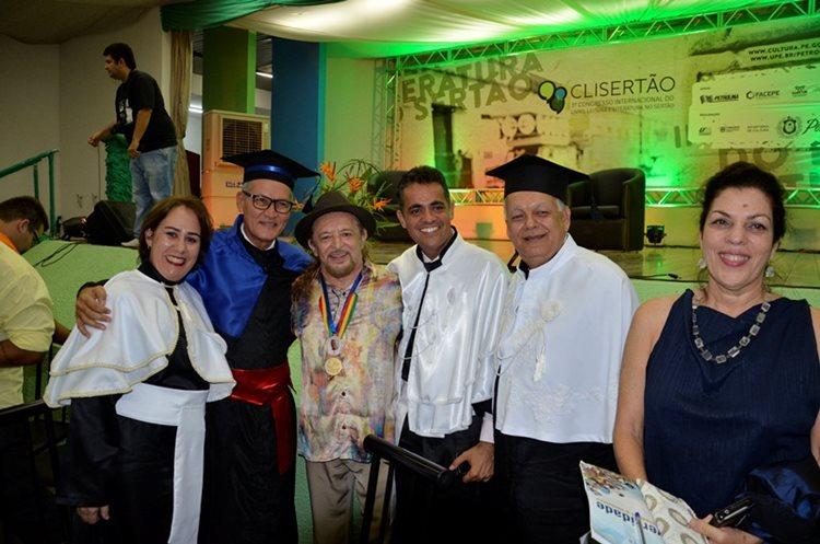 Estiveram presentes os gestores e representantes das cinco Instituições de Ensino Superior/Foto:Caio Alves
