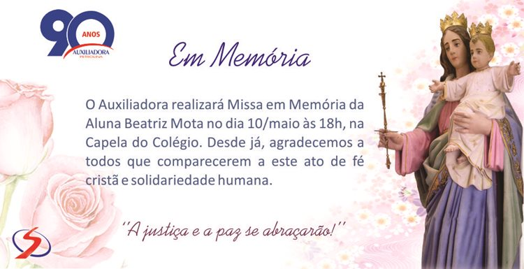 missa Beatriz