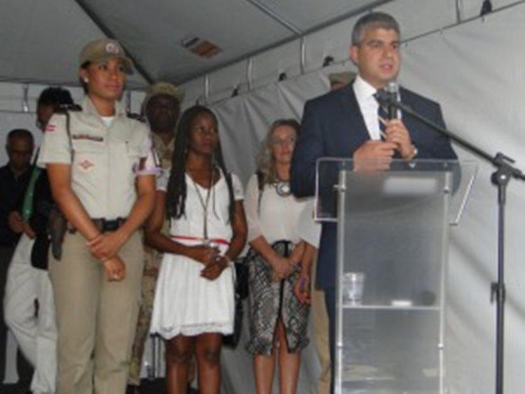 Nove policiais militares e uma viatura padronizada farão o acompanhamento das mulheres vítimas de agressão/Foto: site PMPA