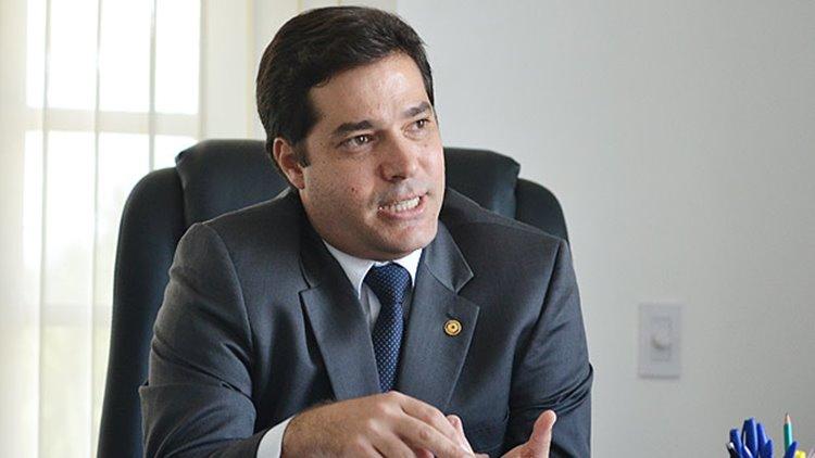 presidente da ADPF, Carlos Eduardo Sobral