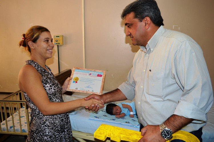 O município vai mostrar a experiência da Semana do Bebê vivenciada no ano passado/Foto:PMJ