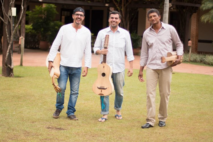 Os artistas vão mostrar gêneros musicais regionalizados/Foto:Assessoria