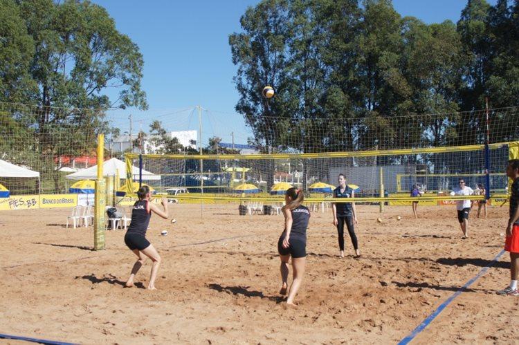 O objetivo do evento é fortalecer e organizar a prática de vôlei de areia na cidade, além de fomentar a prática da vida saudável/Imagem ilustrativa