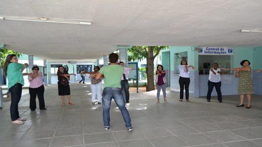Evento realizado na Facape discute a violência à pessoa idosa. (Foto: ASCOM)