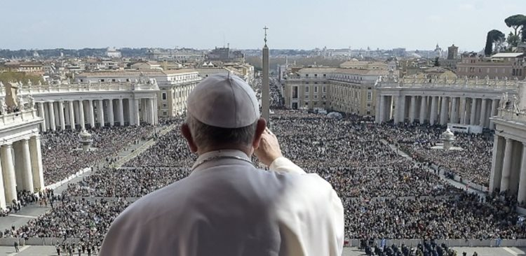 """O direito canônico já prevê a destituição do ofício eclesiástico por """"causas graves"""", destacou o pontífice/Foto:AP"""