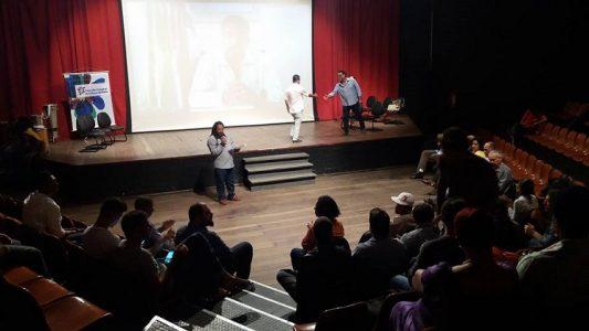 Gestores discutem nova conjuntura política cultural em Juazeiro (BA) (Foto: ASCOM)