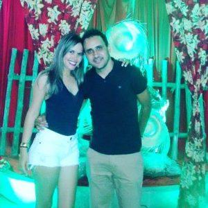 Mariana e Pedro Henrique