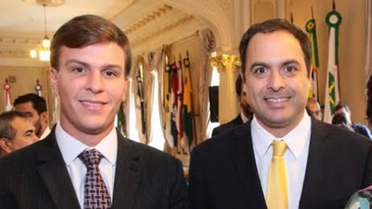 Miguel Coelho e Paulo Câmara