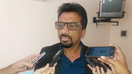Presidente da câmara afirma que petista não tinha dado entrada oficialmente no jurídico da Casa./ (Foto: arquivo)