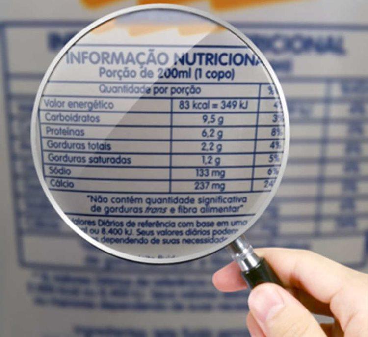 O alerta deve ser feito tanto quando o produto contiver o ingrediente quanto quando tiver derivados do alergênico ou apenas traços dele/Imagem ilustrativa