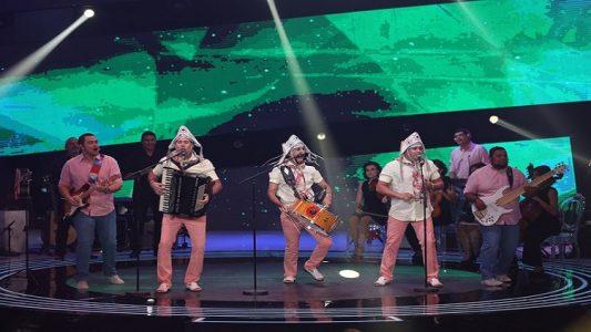 Fulô de mandacaru é campeã do Superstar na Globo. (Isabella Pinheiro/Gshow)