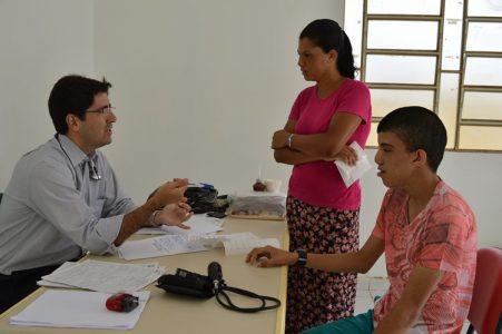 Diversas especialidades médicas são oferecidas à comunidade/Foto:ASCOM