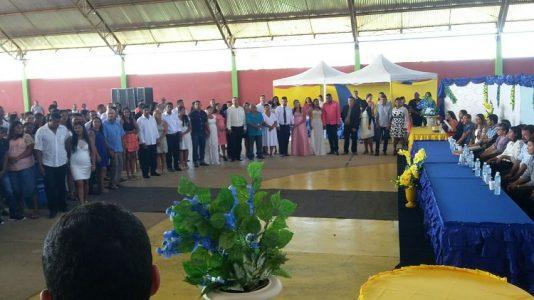 Até o momento 135 casais já foram beneficiados. / Foto: Ascom