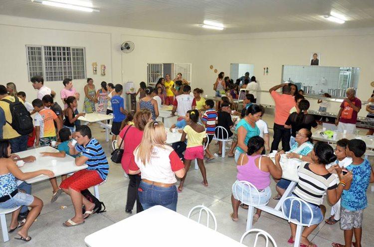 As famílias beneficiadas serão selecionadas pelo CRAS do bairro, que vai verificar as pessoas em insegurança alimentar e vulnerabilidade social/Foto:Prefeitura