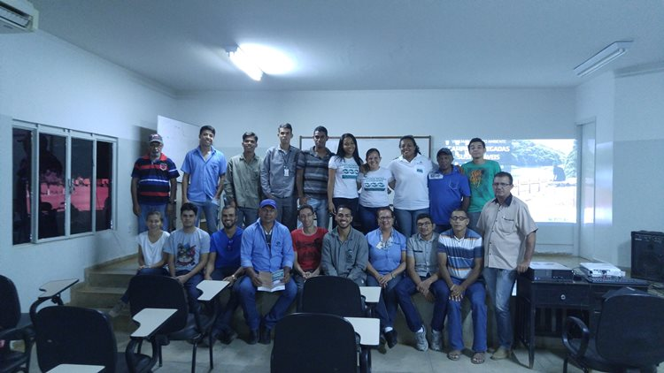 O objetivo da Semana é sensibilizar os funcionários através das atividades ambientais/Foto:ASCOM Cemafauna