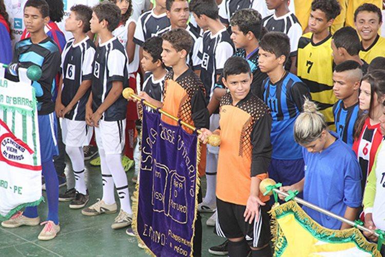 A proposta do evento é é fortalecer a prática eportiva e educacional/Foto: Prefeitura de Salgueiro