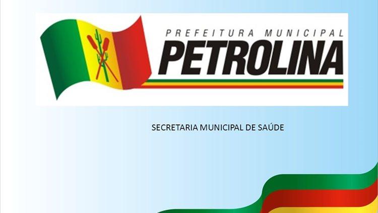 petrolina saude
