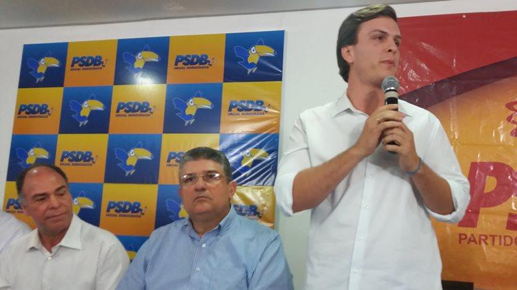 Miguel, Guilherme e Fernando