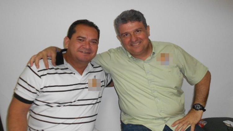Ronaldo Silva e Guilherme Coelho