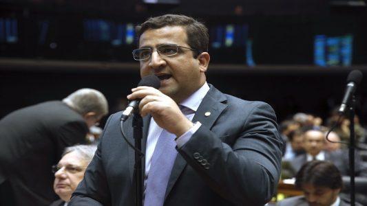 O texto foi apresentado pelo ex-deputado Wadson Ribeiro (PCdoB-MG). (Foto: Thyago MArcel)